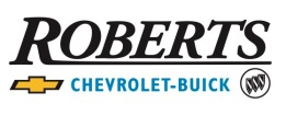 Roberts Chevy Buick Hat Art White F